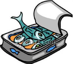 Sardines clipart