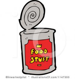 Sardine clipart can goods