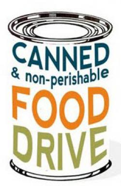 Sardines clipart food donation