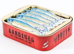 Sardines clipart grocery item