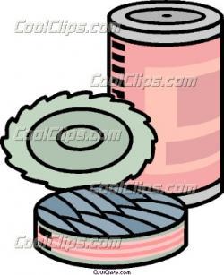 Sardines clipart tin