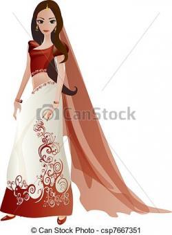 Bride clipart arabian