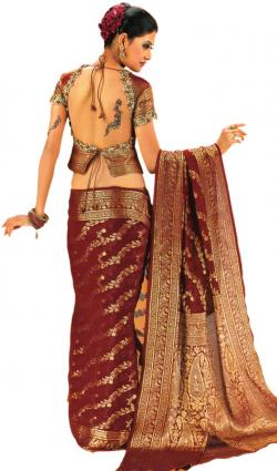 Saree clipart ancient india