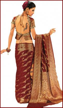 Saree clipart indian culture