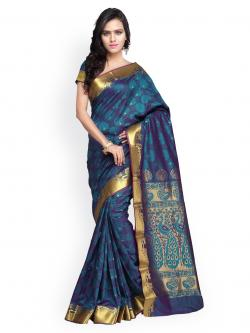 Saree clipart kancheepuram silk