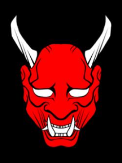 Satan clipart art