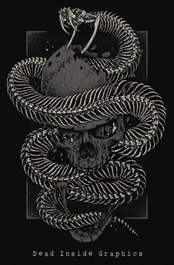Satan clipart viper snake