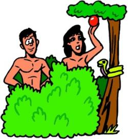 Satanism clipart adam and eve