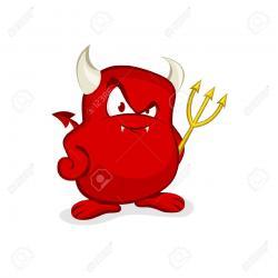 Dioblo clipart cute demon