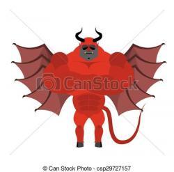 Satanic clipart wing
