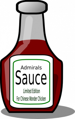 Sause clipart vector