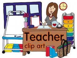 Boom clipart teacher