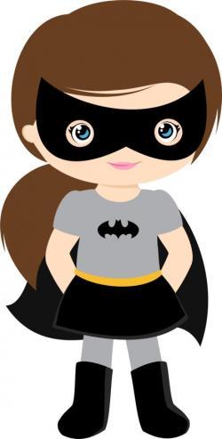 Batgirl clipart batwoman