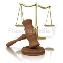 Scale clipart gavel