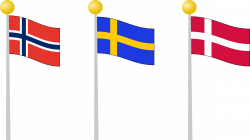 Norway clipart scandinavian