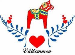 Sweden clipart dala horse