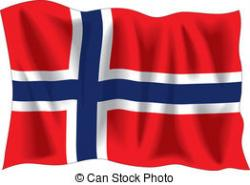 Norway clipart norway flag