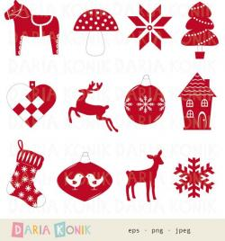 Norway clipart decorative heart