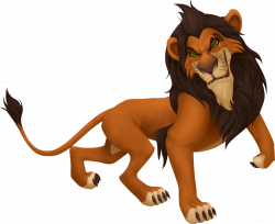 Mufasa clipart kingdom hearts