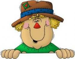 Scarecrow clipart large