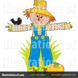 Scarecrow clipart pumpkin farm