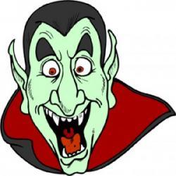 Dracula clipart scare