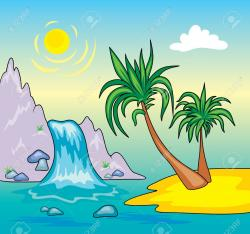 Places clipart paradise