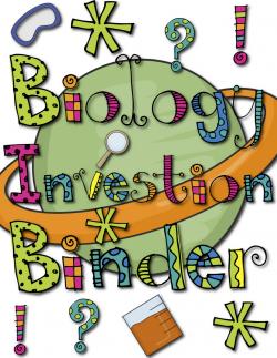Bio clipart cover page