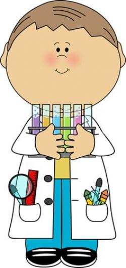 Science clipart children's