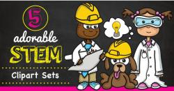 Stem clipart cute
