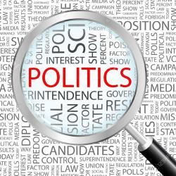 Politics clipart political science