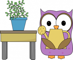 Science clipart owls