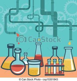 Scientist clipart research design