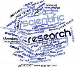 Scientist clipart scientific research