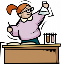 Bio clipart biology teacher
