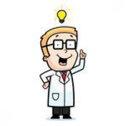 Scientist clipart eureka