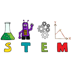 Stem clipart science technology engineering mathematics