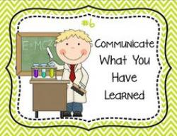 Scientist clipart preschool science
