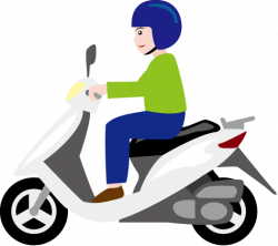 Vehicle clipart two wheeler