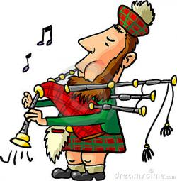 Costume clipart scottish
