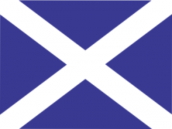 Scotland clipart Scotland Flag Clipart