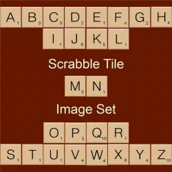 Scrabble clipart scramble