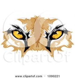 Cougar clipart cougar mascot