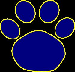 Cougar clipart jaguar paw