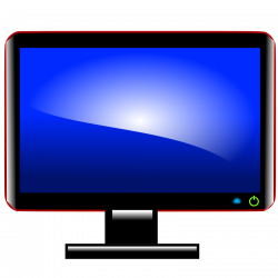 Display clipart pc monitor