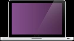 Macbook clipart laptop screen