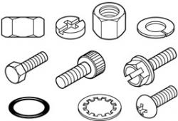 Nut clipart nuts and bolt