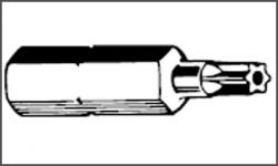 Screws clipart torx