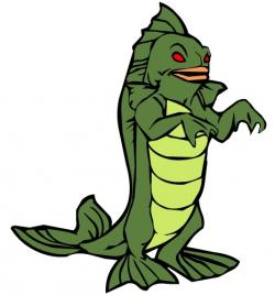 Sea Monster clipart scooby doo