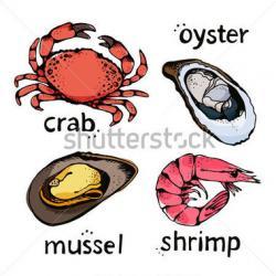 Mussel clipart beast
